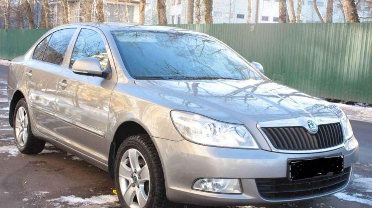 Skoda Octavia, хэтчбек, 2012г.в., пробег: 80000км вМоскве, хэтчбек, бежевый, бензин, цена— 510000 рублей. Фото 1