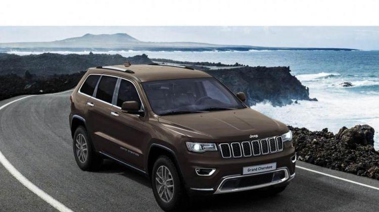 Продается Jeep Grand Cherokee 2018 вПерми, внедорожник, коричневый, бензин, цена— 3644000 рублей. Фото 1